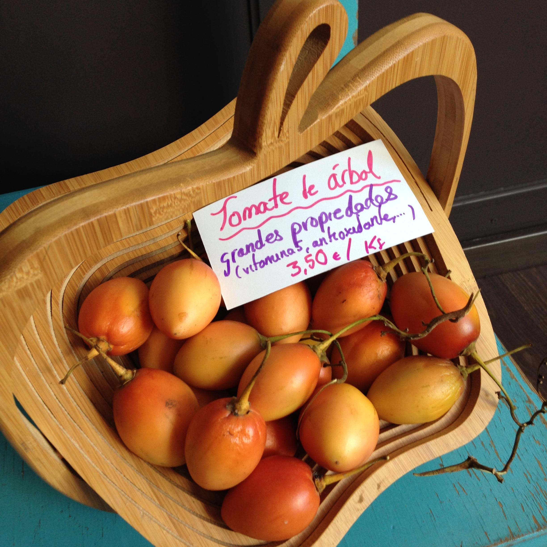 Recogida de tomates tenerife
